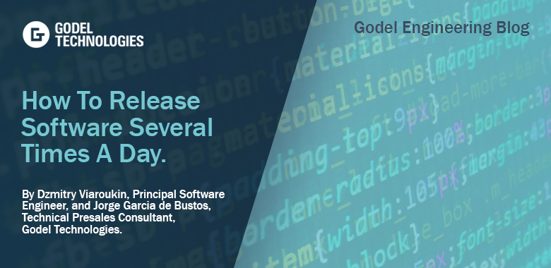HOW TO RELEASE SOFTWARE SEVERAL TIMES A DAY fi