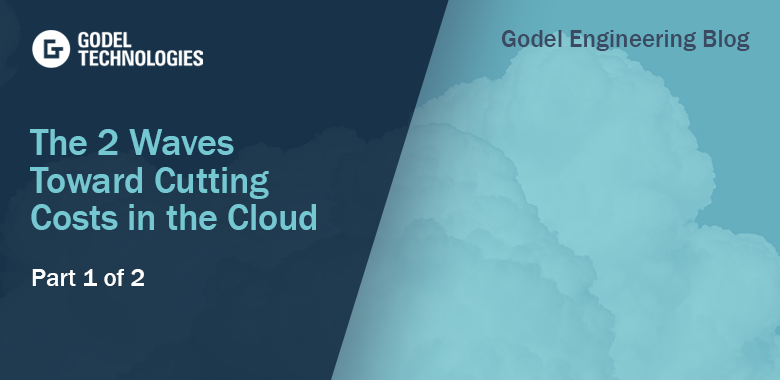 THE TWO WAVES TOWARD CUTTING COSTS IN THE CLOUD PART ONE fi