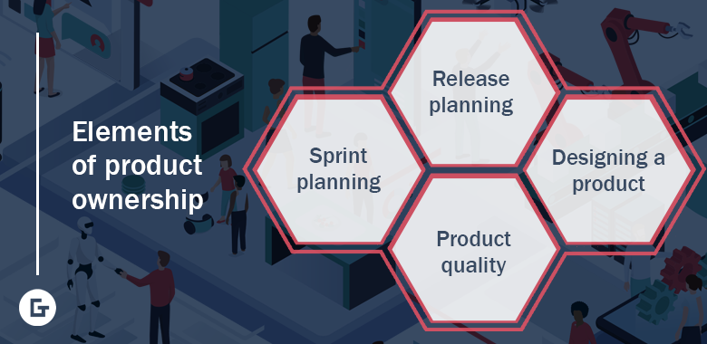 Elements of product ownership